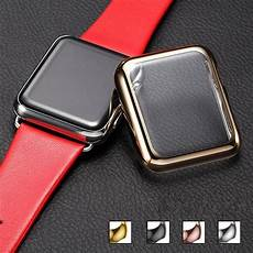 42mm Plating Front Screen Protector by 38 42mm Plating Pc Front Screen Protector Cover For