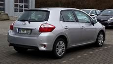 2012 Toyota Auris Pictures Information And Specs Auto