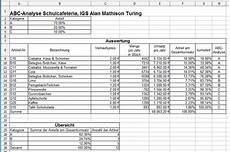 inf schule tabellenkalkulation 187 zusammenfassende aufgabe