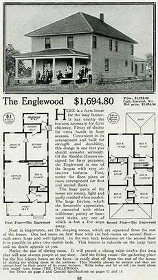 aladdin house plans 1916 aladdin englewood house plans how to plan