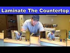 how to install sheet laminate a countertop youtube kitchen remodel pinterest lighter