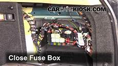 Interior Fuse Box Location 2003 2012 Land Rover Range