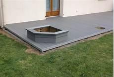 Pose De Terrasse En Composite Upm Artibois 60