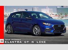 2019 Hyundai Elantra GT N Line   YouTube