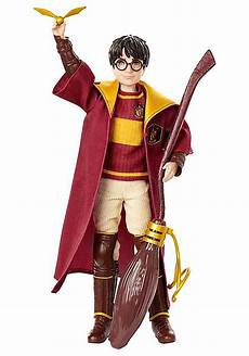harry potter w the snitch quidditch doll