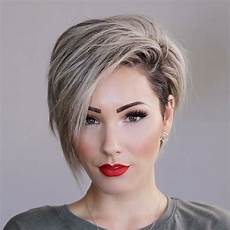 10 new short hairstyles for thick hair 2020