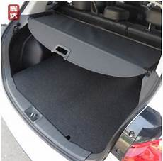 Car Rear Trunk Security Shield Shade Cargo Cover For