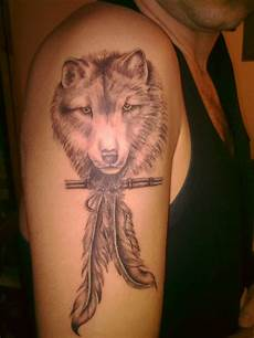 wild tattoos new wolf tattoos