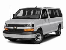 Compare The 2018 Chevy Express Passenger Van  GM Fleet