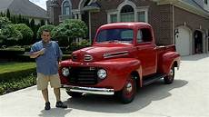 1950 ford f1 pickup classic muscle car for sale in mi