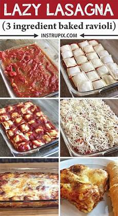 easy ravioli bake recipe crafty 2 the core diy galore