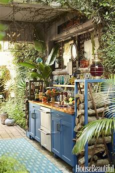 Decorating Ideas For Outdoor Kitchen by 20 Outdoor Kitchen Design Ideas And Pictures