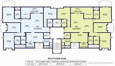 stilt house floor plans pride panorama senapati bapat road pune apartment