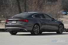 2019 audi s5 sportback review 2019 audi s5 sportback 3 0t quattro tiptronic review
