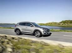 hyundai tucson facelift gets 48v mild hybrid diesel