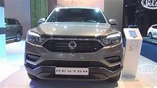 Ssangyong Rexton Sapphire 2 2 E Xdi 220 181 Hp 2018