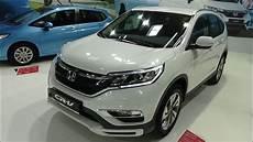 2018 Honda Cr V 2 0 I Vtec At Lifestyle Plus Exterior