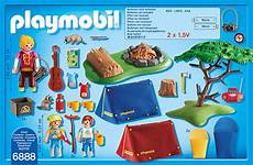 playmobil cing with 6888