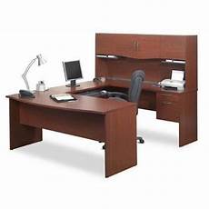 home office furniture suppliers bestar harmony u shaped workstation by bestar inc 774700