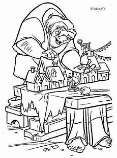 Quasimodo Malvorlagen Foto Quasimodo Plays With Toys Coloring Pages Hellokids
