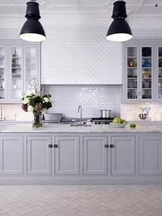 light grey kitchen kitchen nook ideas pinterest grey subway tiles grey cabinets and grey