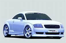 Rieger Seitenschweller Set Audi Tt 8n Jms Fahrzeugteile
