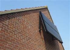 Befestigung Sonnensegel Hauswand - solar panel static mounting on wall