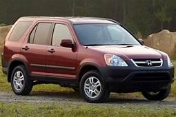 2002 2006 Honda CR V Used Car Review  Autotrader