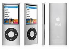 apple ipod nano 16 gb silver 4th generation