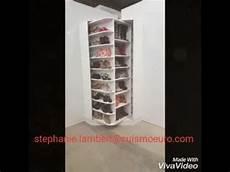 Meuble 224 Chaussures D Angle Id 233 Es De D 233 Coration