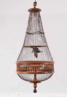 gabbia per uccelli gabbia per uccelli in legno antiquariato e dipinti