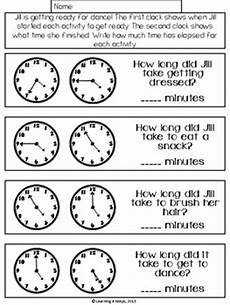 time worksheets grade 4 2887 elapsed time math freebie by learning 4 keeps teachers pay teachers