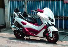 Modifikasi Nmax Terbaru by 58 Modifikasi Ringan Yamaha Nmax Modifikasi Yamah Nmax