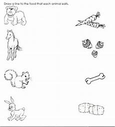 worksheets with animals and their food 14086 free printable animal worksheet for crafts and worksheets for preschool toddler and