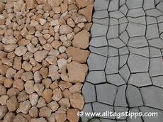 pflastersteine selber gießen pflastersteine selber machen mit einer gie 223 form alltagstipps