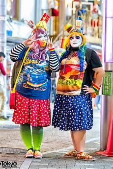 harajuku in handmade mcdonald s inspired street fashion