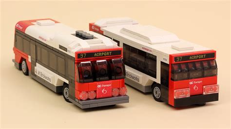 Self-guided Lego Vehicles