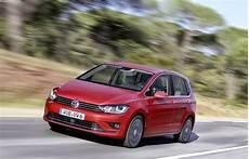 Revista Coche Nuevo Volkswagen Golf Sportsvan 2015