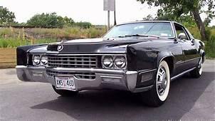 Classic American Cars Cadillac Eldorado 6th Gen 1967 1970