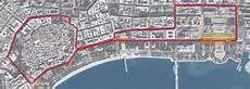 Baku City Circuit Baku Azerbaijan Aerialtracks