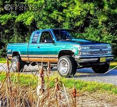 wheel offset 1996 chevrolet k1500 aggressive 3 5