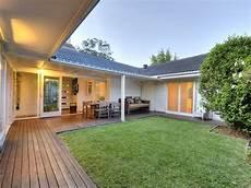 haus in l form u shape house it courtyard house plans