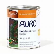 holz lasur auro holzlasur classic nr 930 0 75l auro shop