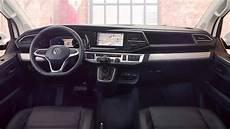 facelift vw t6 1 der bulli wird jetzt digital auto news