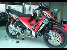 Modifikasi Motor Smash Road Race by Motor Trend Modifikasi Modifikasi Motor Suzuki