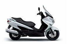 Suzuki Burgman 125 P H Motorcycles