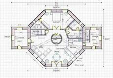 straw bale house floor plans straw bale house plan 1800 sq ft ground level octagon