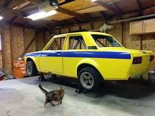 1972 Datsun 510 B Sedan Race Car Project  Classic