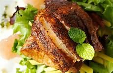 pan seared tuna with olive wine sauce recipe sparkrecipes