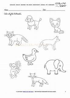 animals worksheets for nursery 13977 pet animals worksheet activity sheet 3 animal worksheets animal habitats worksheets